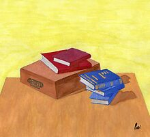 Still Life - Books by BAVVY