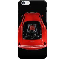 Ferrari F430 Engine iPhone Case/Skin