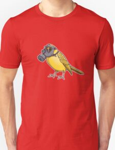 The Birds Aren't Singing Unisex T-Shirt