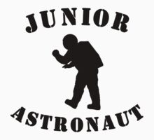 Junior Astronaut One Piece - Short Sleeve
