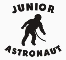 Junior Astronaut One Piece - Long Sleeve