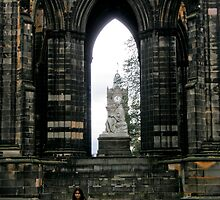 The Scott Monument by tunna