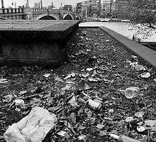 City of Litter - London by Rhys Herbert