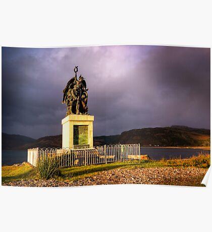 Glenelg War Memorial Poster