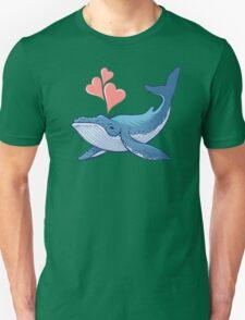 Whale Love! T-Shirt