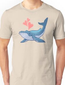 Whale Love! Unisex T-Shirt