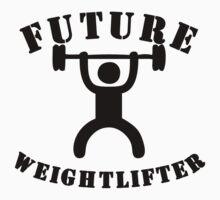 Future Weightlifter Kids Tee