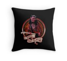 Fred's Got Slacks Throw Pillow