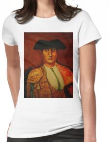 """LAGARTIJO"" Womens Fitted T-Shirt"
