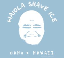 Hawaii 5-0 Waiola Shave Ice Logo by Sharknose