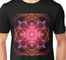 Electric Pink Unisex T-Shirt