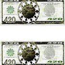 420 Note by sensameleon