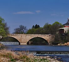 Keystone Bridge by Wheelssky