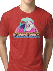 Broom Broom Tri-blend T-Shirt