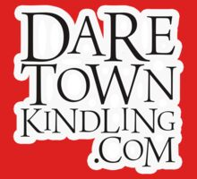 Daretown Kindling dot com Kids Tee