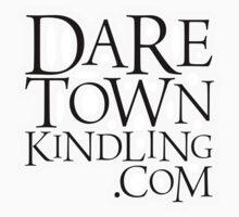 Daretown Kindling dot com One Piece - Short Sleeve