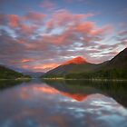 Loch Leven Reflections by Jeanie