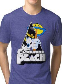 Clockwork Peach Tri-blend T-Shirt