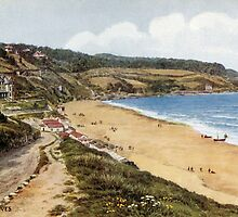 Aquarelle St Ives Cornwall Carbis Bay  by aapshop