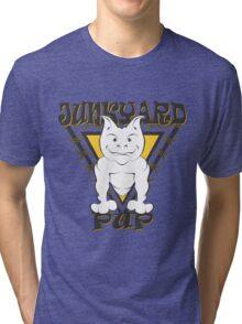 JUNKYARD PUP Tri-blend T-Shirt