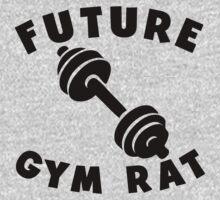 Future Gym Rat One Piece - Short Sleeve