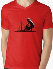 Winds Of Change Mens V-Neck T-Shirt