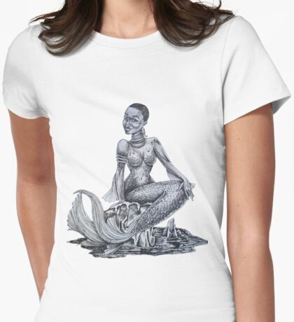 S I R E N Womens Fitted T-Shirt