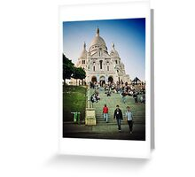 Paris 408 Greeting Card