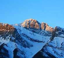 Early Morning Mountain Sunrise  by Tim Trott