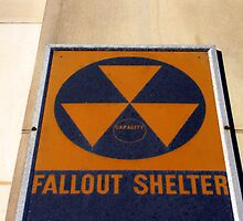 """Washington D.C. - Fallout Shelter"" by Micah Samter"