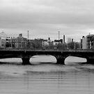 Dublin - Grattan Bridge by rsangsterkelly