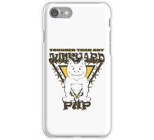 JUNKYARD PUP - #2 iPhone Case/Skin