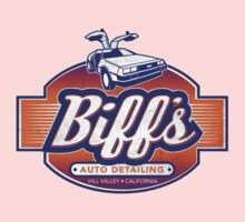 Biff's Auto Detailing One Piece - Long Sleeve