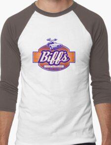Biff's Auto Detailing Men's Baseball ¾ T-Shirt