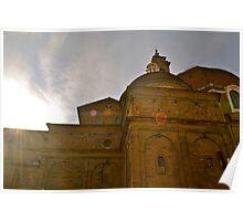 Basilica Di San Lorenzo Poster