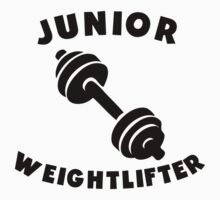 Junior Weightlifter Kids Tee