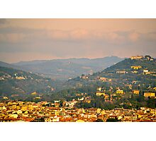 Under the Tuscan Sun Photographic Print