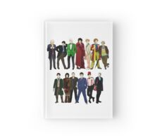 Doctor Who - The 13 Doctors Hardcover Journal