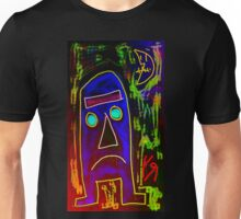 """Tiki Phantasy"" by Richard F. Yates Unisex T-Shirt"