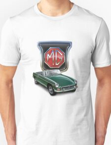 MGB British Racing Green Unisex T-Shirt