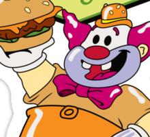 Phineas & Ferb-Slushy Burger Sticker
