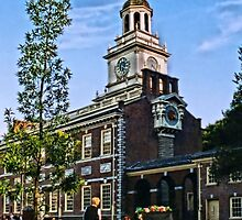 Independence Hall by djphoto