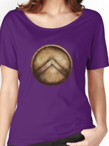 Spartan Shield Women's Relaxed Fit T-Shirt