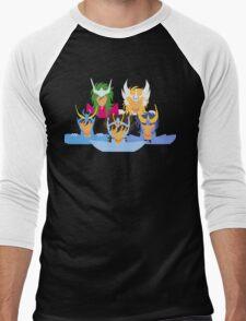 Bronze Saints Men's Baseball ¾ T-Shirt