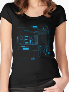 PCB Genius Women's Fitted Scoop T-Shirt