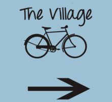The Village Bike by gemzi-ox