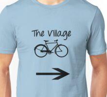 The Village Bike Unisex T-Shirt