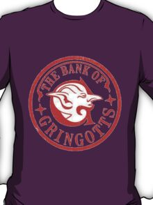 The Bank of Grignotts T-Shirt