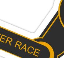 PC Master race Sticker