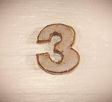 Number III by MikkoEevert